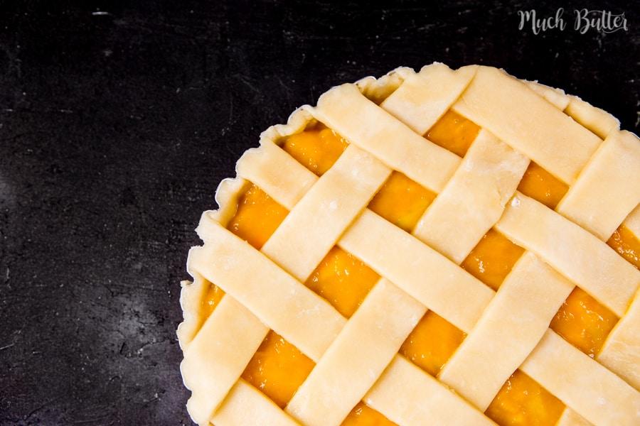 Mango Pie