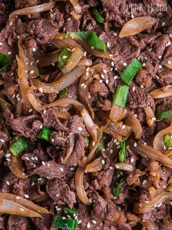 Beef teriyaki is quick and easy Japanese cuisine that famous around the world. Savory and umami beef dish that require few ingredients.