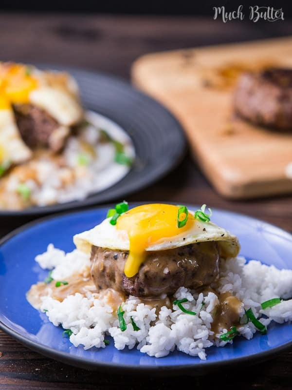 Creamy Loco Moco Hawaiian Comfort Food Much Butter