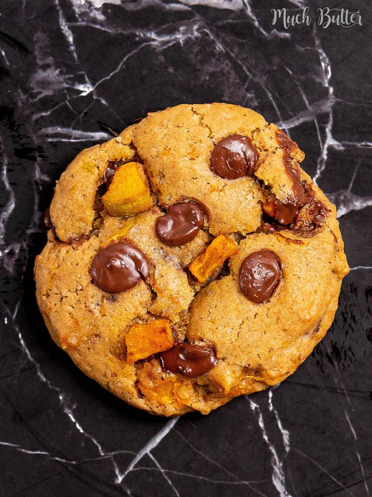 This image has an empty alt attribute; its file name is 152-Much-Butter-Pumpkin-Chocolate-Chips-Cookies-2Edited-768x1024.jpg